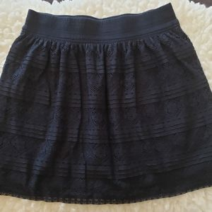 H&M Label of Graded Goods Lace Mini Skirt